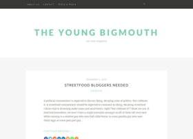 Theyoungbigmouth.com thumbnail