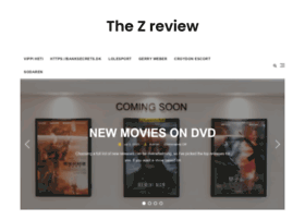 Thezreview.co.uk thumbnail