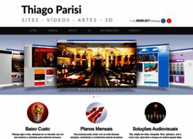 Thiagoparisi.com.br thumbnail