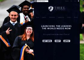 Thiel.edu thumbnail