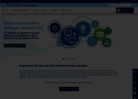 Thieme-compliance.de thumbnail
