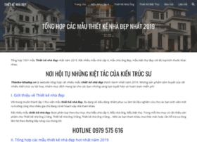 Thietke-nhadep.net thumbnail