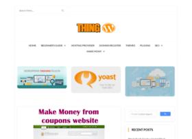 Thingwordpress.in thumbnail