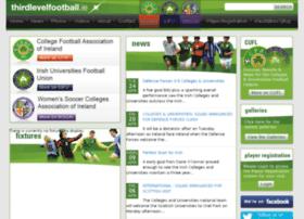 Thirdlevelfootball.ie thumbnail