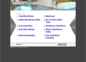 Thirutttuvcd.com thumbnail