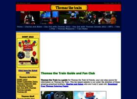 Thomasthetrain.net thumbnail