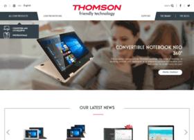Thomson-europe.nl thumbnail