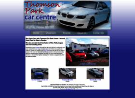 Thomsonpark.co.uk thumbnail