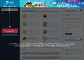Thongke.tourism.vn thumbnail