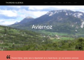 Thorens-glieres.fr thumbnail