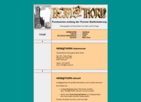 Thorn-wpr.de thumbnail