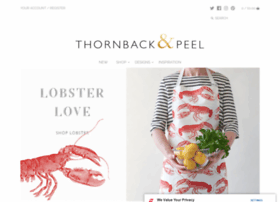 Thornbackandpeel.co.uk thumbnail