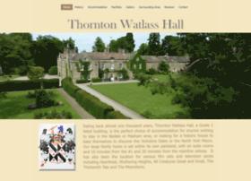 Thorntonwatlasshall.co.uk thumbnail