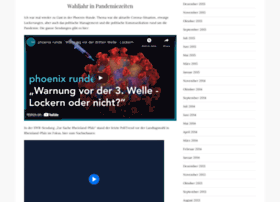 Thorstenfaas.de thumbnail