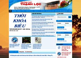 Thpt-thanhloc-tphcm.edu.vn thumbnail