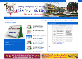 Thpt-tranphu-hatinh.edu.vn thumbnail