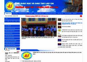 Thptlaocai1.edu.vn thumbnail
