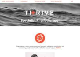 Thrive-physio.co.uk thumbnail