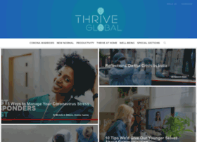 Thriveglobal.in thumbnail