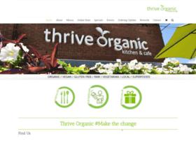 Thriveorganic.ca thumbnail
