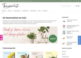 Thuisbloemist.nl thumbnail