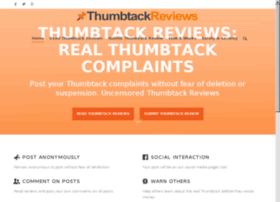 Thumbtack.reviews thumbnail