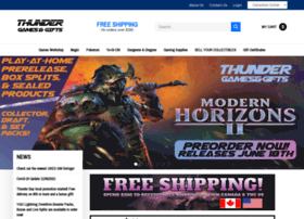 Thundergamesandgifts.com thumbnail