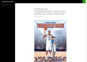 Thunderstruck2012movie86108.wordpress.com thumbnail