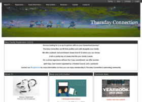 Thursdayconnection.org thumbnail