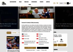 Thw-handball.de thumbnail