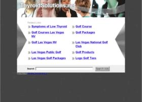 Thyroidsolutions.net thumbnail