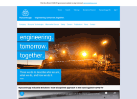 Thyssenkrupp-industrial-solutions.co.za thumbnail