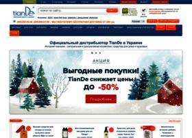 Tiande-shop.com.ua thumbnail