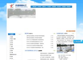 Tiandechem.com.cn thumbnail