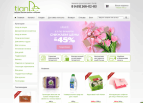 Tiandeshop.ru thumbnail