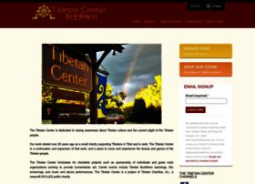 Tibetancenter.org thumbnail