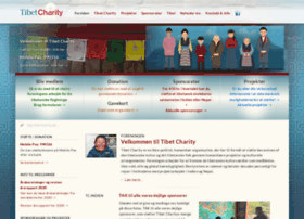 Tibetcharity.dk thumbnail