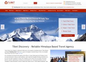 Tibetdiscovery.com thumbnail
