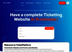 Ticketplatform.com thumbnail
