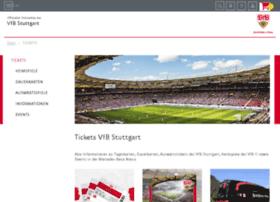 Tickets.vfb.de thumbnail