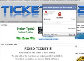 Tickets1x2.com thumbnail