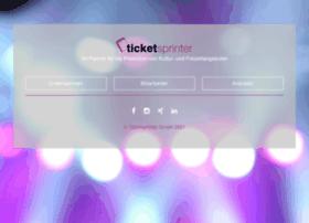 Ticketsprinter.de thumbnail