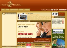 Ticketstohongkong.co.uk thumbnail
