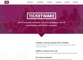 Ticketware.sk thumbnail