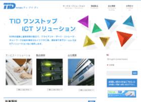 Tid.co.jp thumbnail