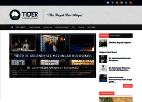 Tider.org.tr thumbnail