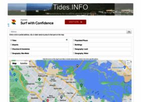 Tides.info thumbnail