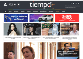 Tiempo.com.mx thumbnail