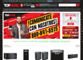 Tienda.topmusic.com.mx thumbnail