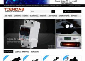 Tienda8.cl thumbnail